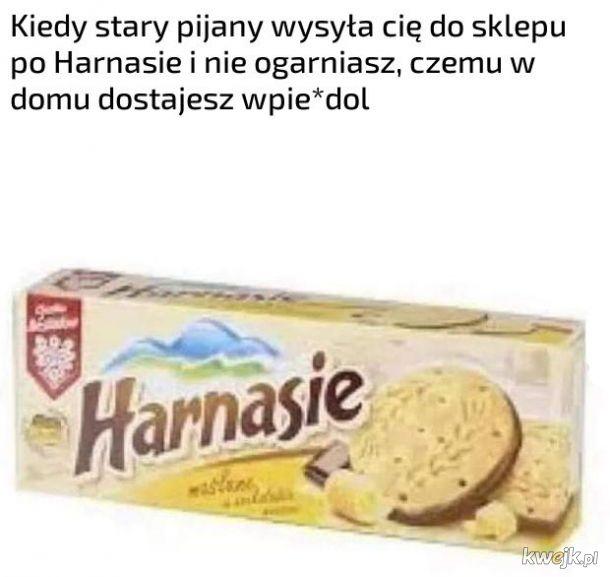 Harnasie