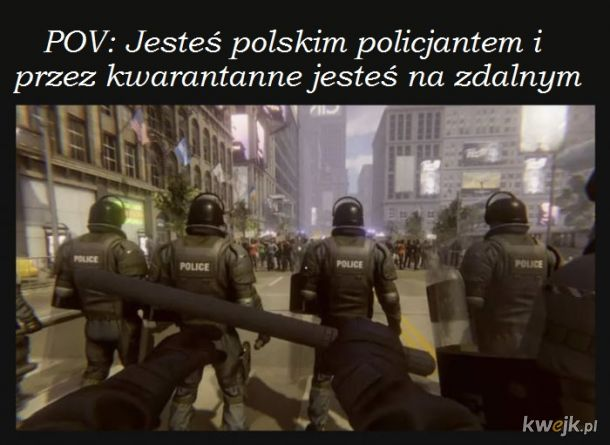 "Gra na steamie ""Riot Control Simulator"""