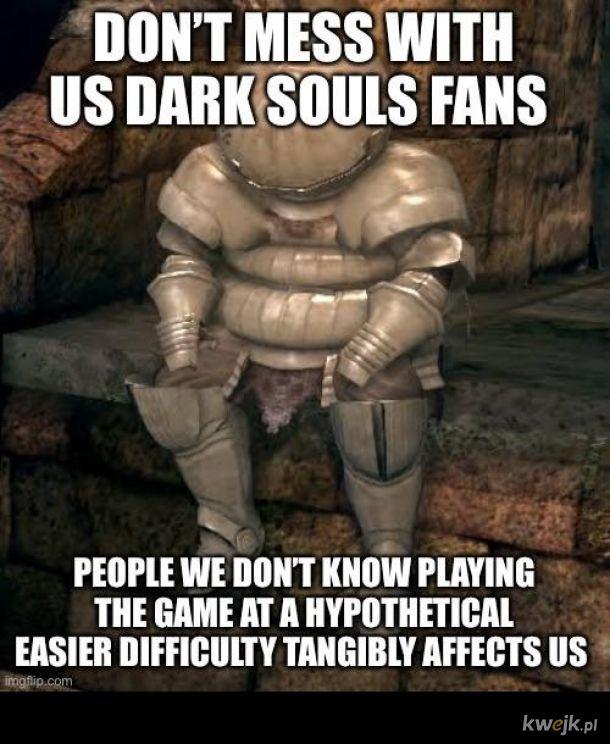 Tru fani Dark Souls