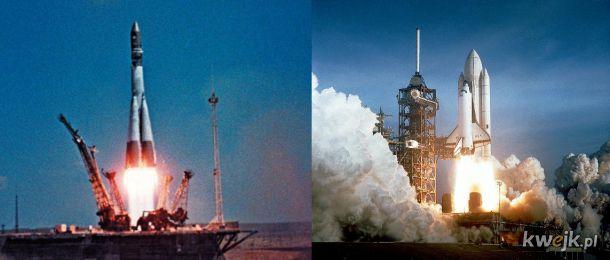Dziś mamy Międzynarodowy Dzień Załogowych Lotów Kosmicznych