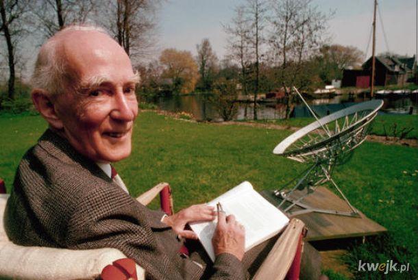 Dziś mamy 121. rocznicę urodzin  Jana Hendrika Oorta, pioniera radioastronomii