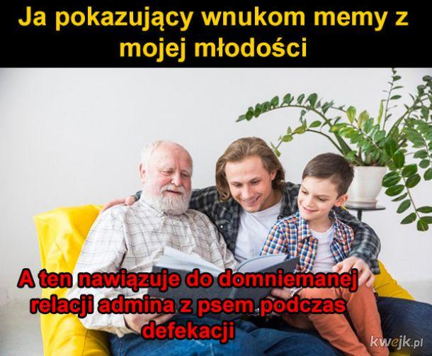 Memy z młodości