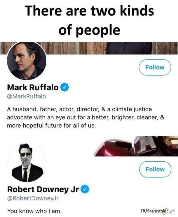 Dwa rodzaje ludzi