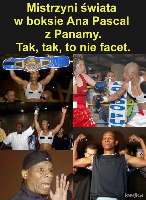 Mistrzyni świata w boksie