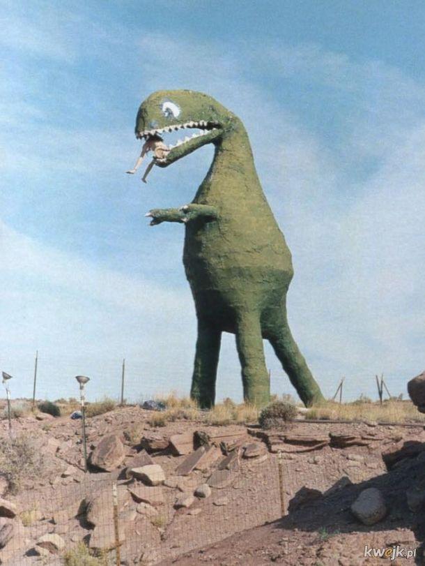 Jurassic Park na kwasie, czyli wyprawa do Parku Dinozaurów to świetna rozrywka dla całej rodziny!