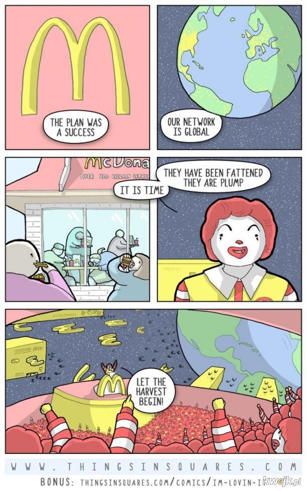 Podbijają kolejne planety.
