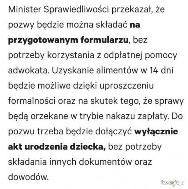 Alimenty w Polsce