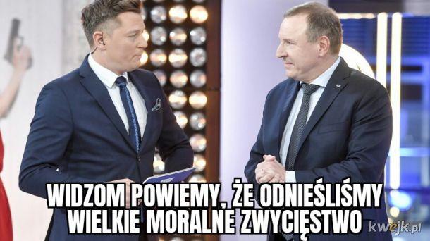 Funkcjonariusz TVP odpadł w eliminacjach Eurowizji
