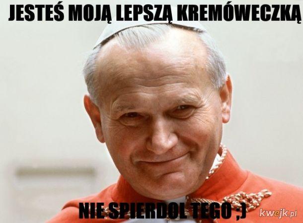 Co mówi papież w walentynki?