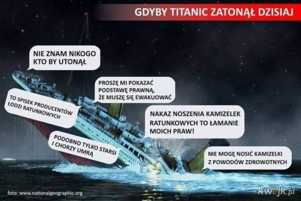 Szury z Titanica