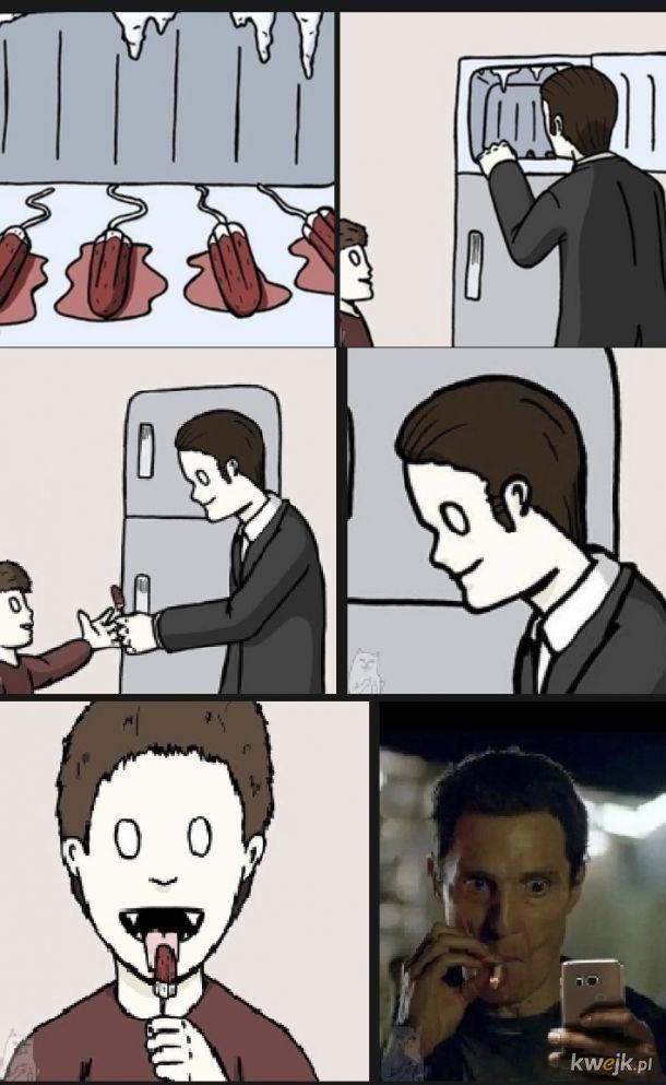 Lodziki dla synka ciemności