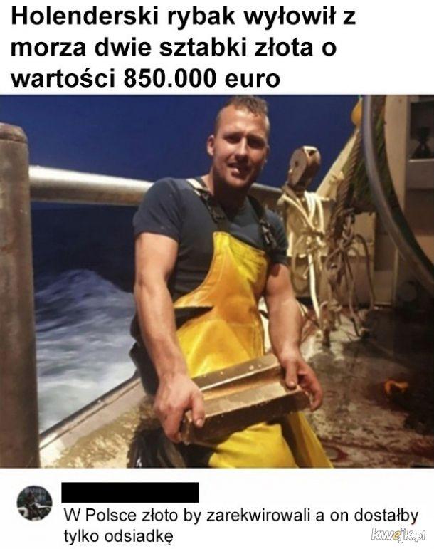 Holenderski rybak