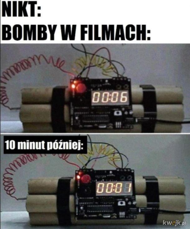 bomby w filmach be like