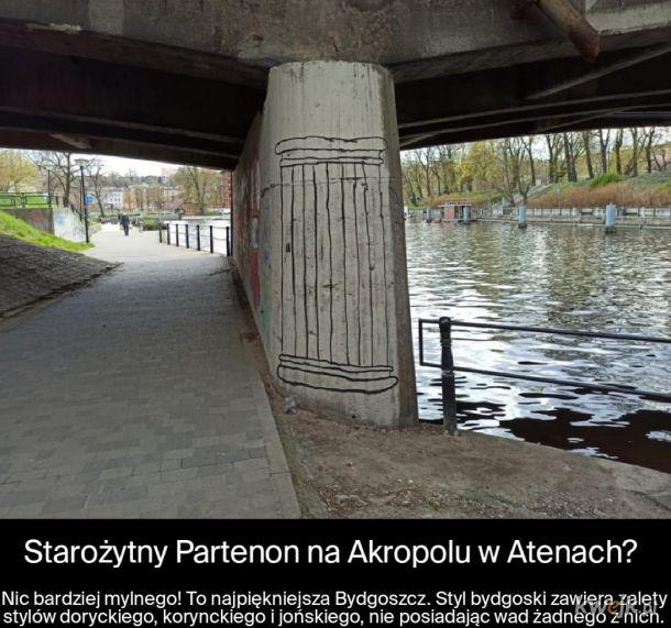 Bydgoszcz Perła Pułnocy w pełnej Krasie