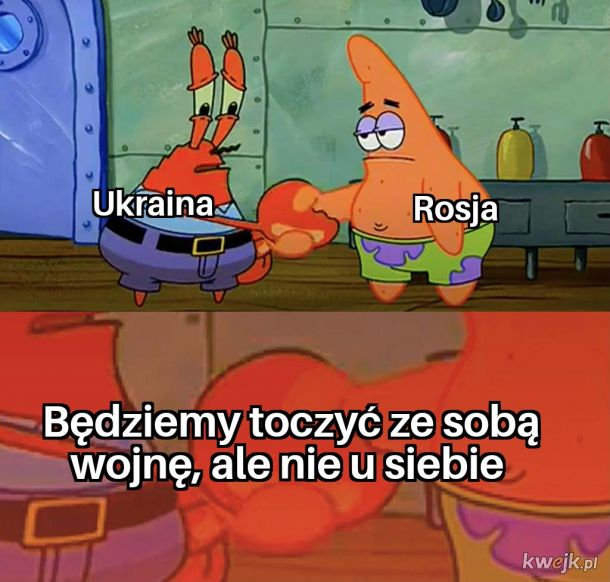 Rosja vs. Ukraina