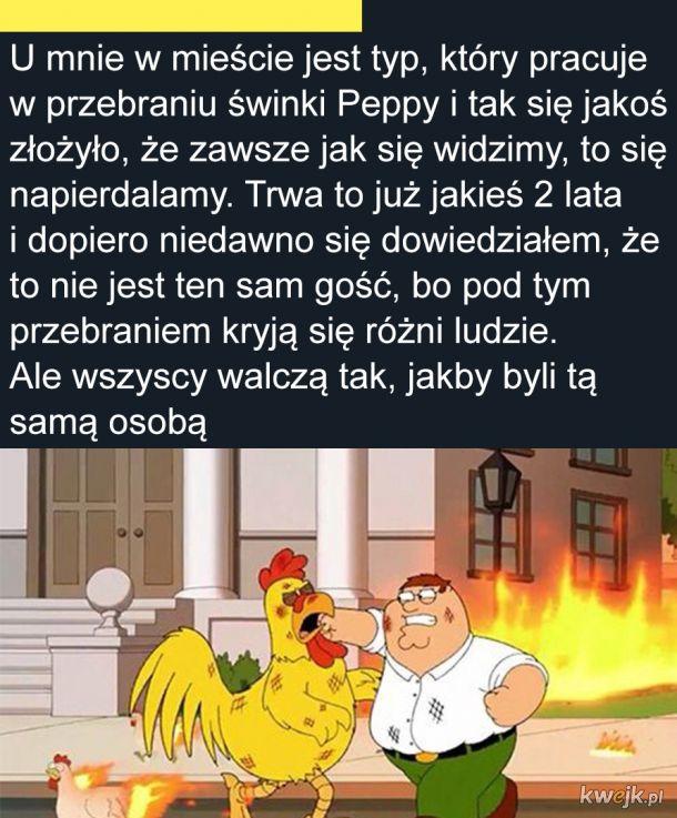 Napi*rdalanko z Peppą