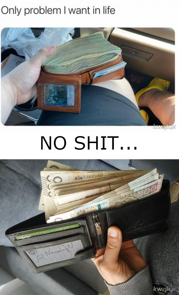 Inflacja tak szybko rośnie, aż mi się w portfelu nie mieści