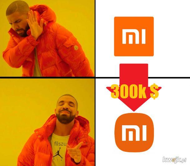 Xiaomi wydało 300 000$ na nowe logo, ale jakie nowoczesne