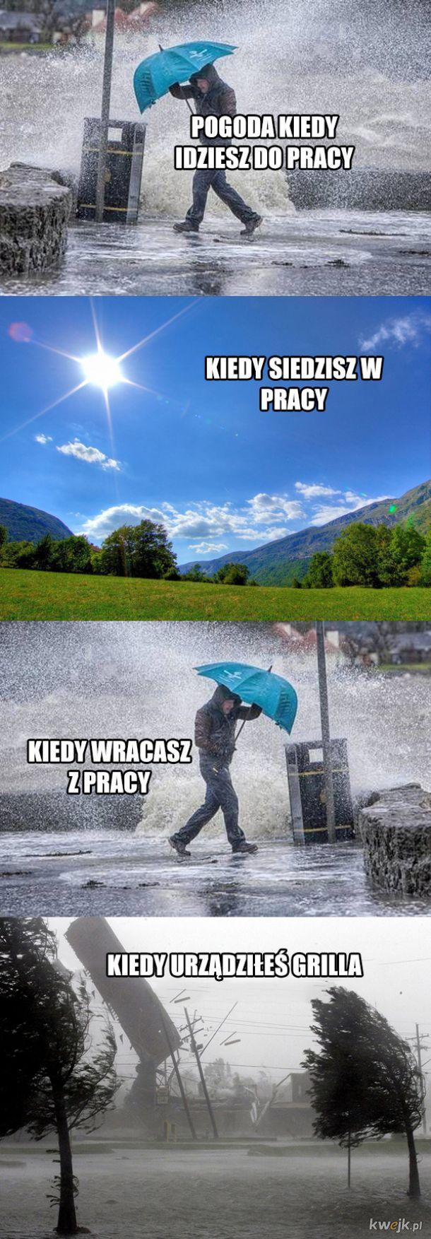 Pogoda w maju