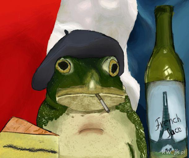 Francuskie Pepe RTX ON