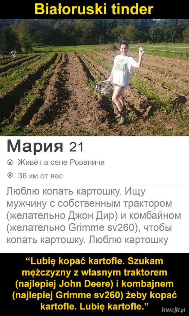 Białoruski Tinder