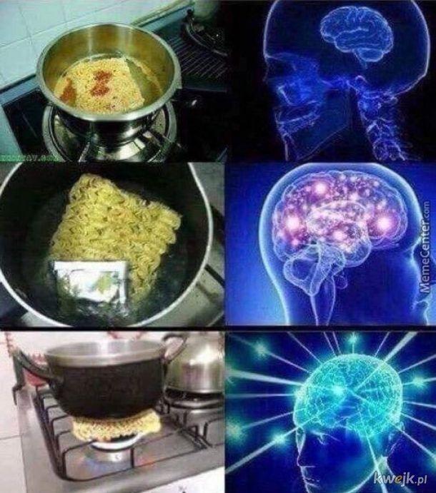 zupka chińska level: geniusz