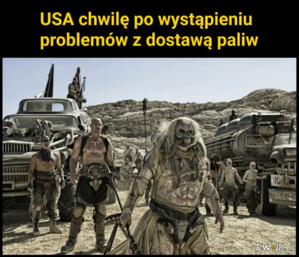 Paliwo i USA