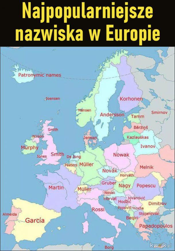 Ciekawe mapy, które sprawią, że spojrzysz na świat z innej perspektywy