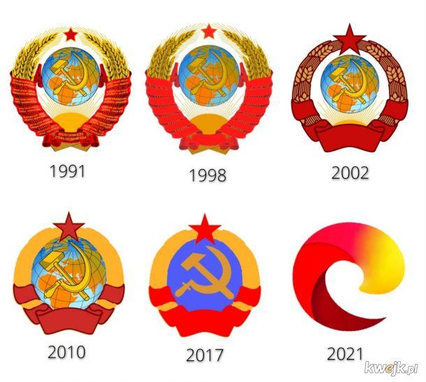 Nie można wykluczyć takiego czegoś gdyby związek radziecki nie upadł