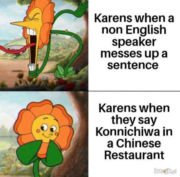 Kareny to Karyny.