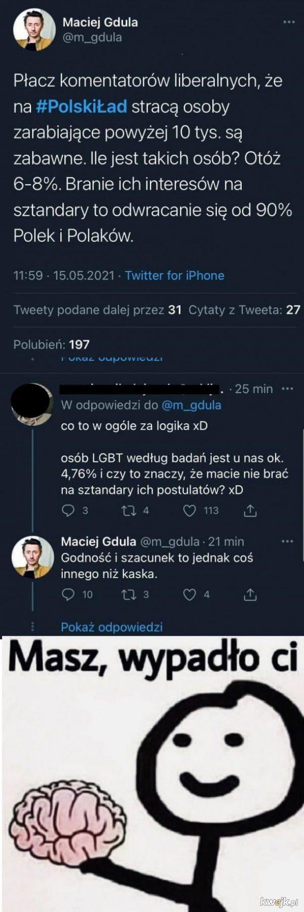 Poziom Polskiej sceny politycznej: poniżej gruntu