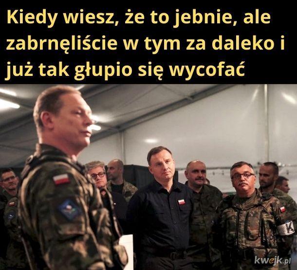 Andrzej, to jeb...
