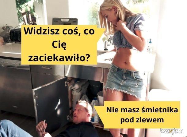 Czyli akcja filmu nie dzieje się w Polsce...