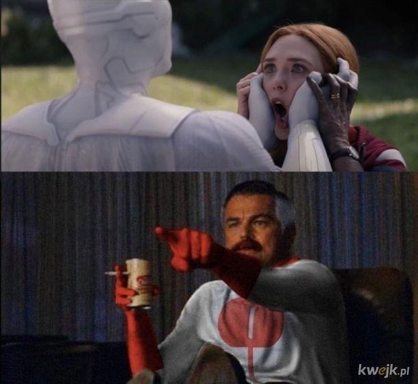 Scarlet Witch cośtam cośtam, Omni-man