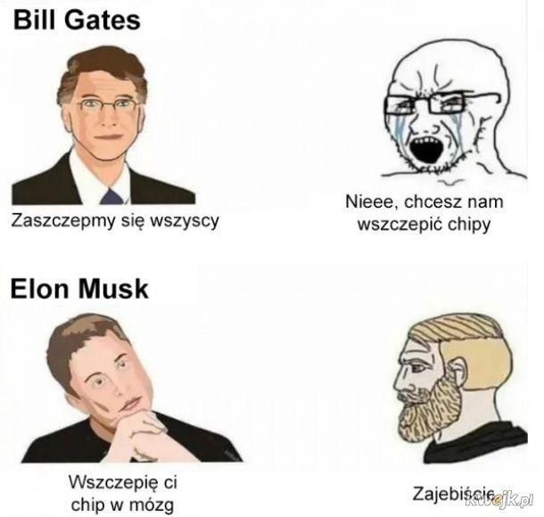 Gates i Musk