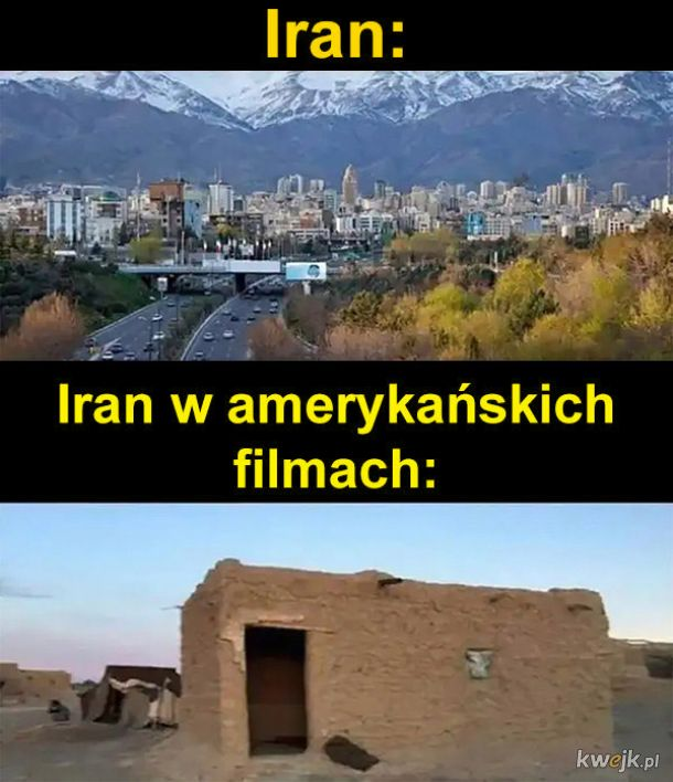 Iran w filmach