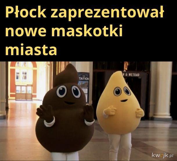 Wiem, bo jestem z Płocka
