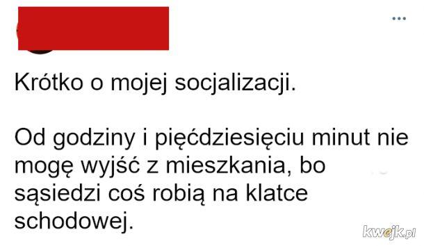Krótko o mojej socjalizacji