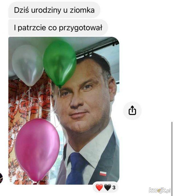 Urodziny u ziomka
