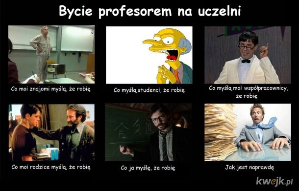 Bycie prof