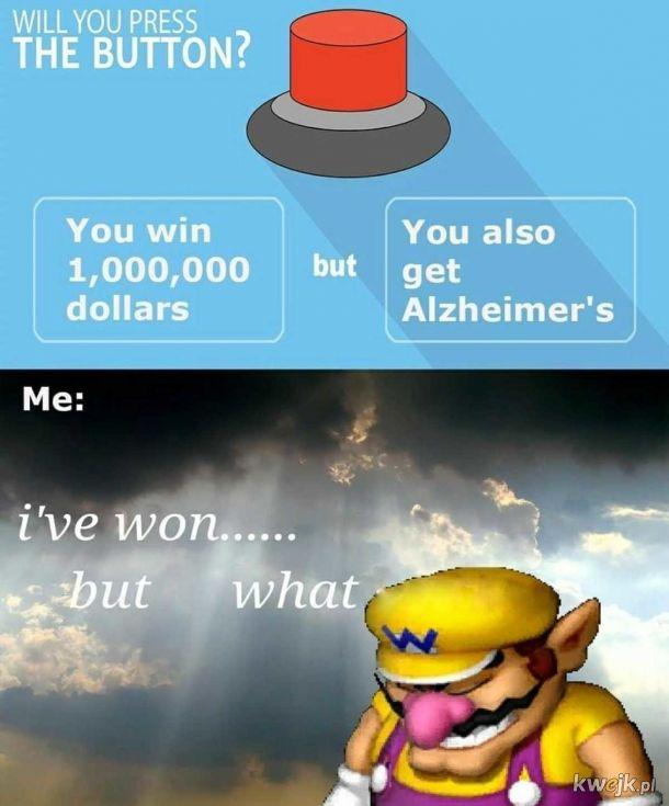Tylko com wygrał?