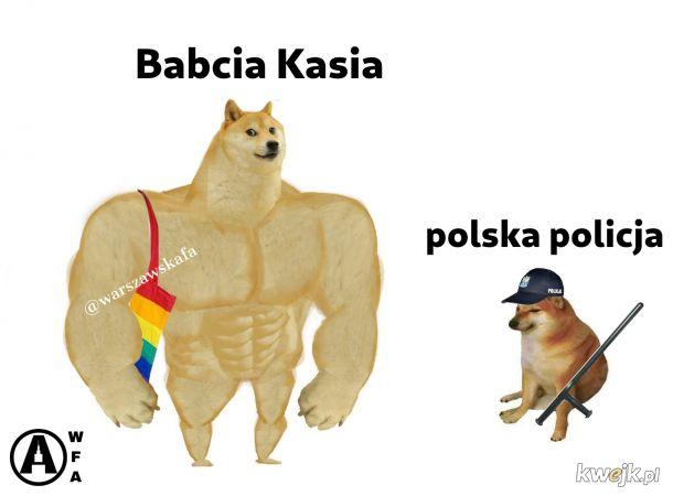 Babcia Kasia