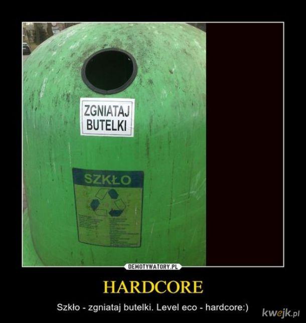 pamiętajcie o ekologii ;-)