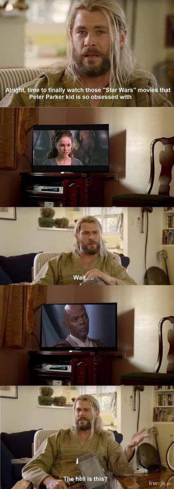 Przecież... To Avengers...