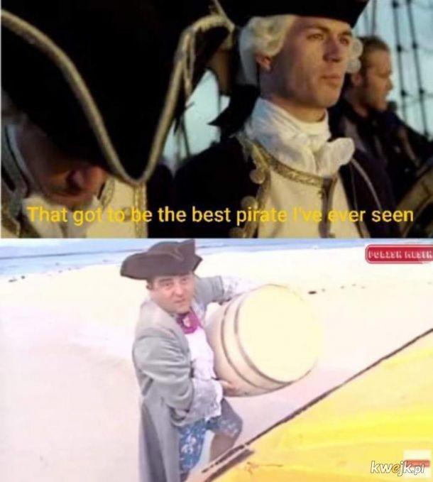Najlepszy pirat