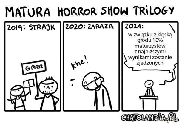 Matura Horror Show
