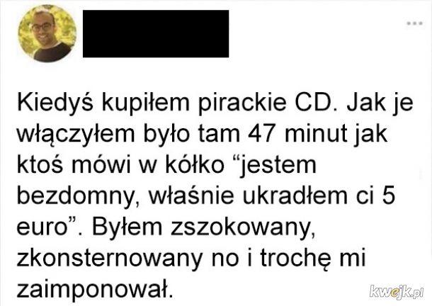 Pirackie CD