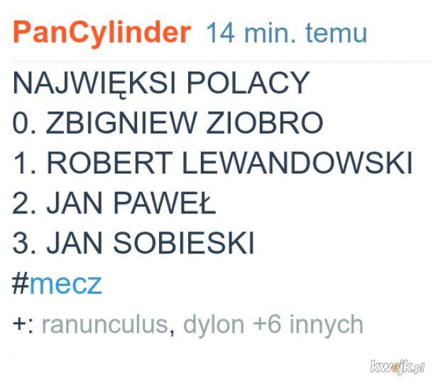 Nawięksi Polacy