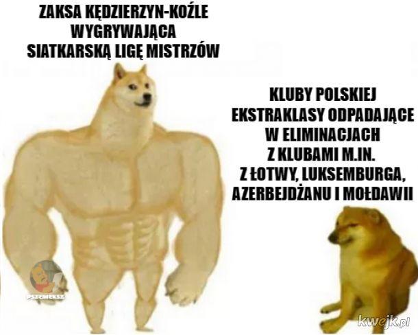 POTĘŻNA ZAKSA Kędzierzyn-Koźle