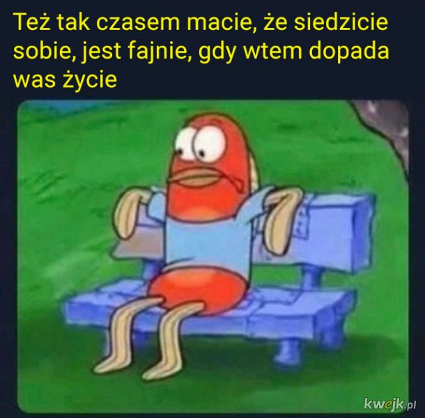 I cyk, humor zepsuty